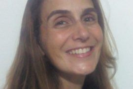 Instructora de Arveng Consulting, María del Pilar Mesa